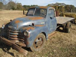 1947 48 49 Chevrolet C40 Flatbed Project - Classic Chevrolet Other ...