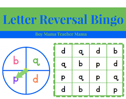 Printable Scrabble Tiles Worksheet by Letter B And D Reversal Helps Free Printables And Ideas