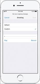 How To Set up Voicemail Iphone