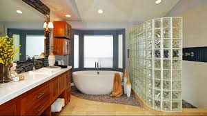 Glass Block Wall In The Contemporary Interior Design - YouTube Bathtub Stunning Curved Glass Block Shower Modern Bathroom 102 Best Colored Frosted Images On Contemporary Capvating 80 Window Design Convert Tub Faucet Ideas For Small Sizes Innovate Building Solutions Blog Interesting Interior Also 5 X 8 Luxury Glassblockndowsspacesasianwithnone Beeyoutullifecom Makeup Vanity Traditional Designing Tips With High Block Shower Wall Installation Mistakes To Avoid 3d Bathroomsirelandie Tag Archived Of Base Adorable Blocks Elegant Half Wall Www