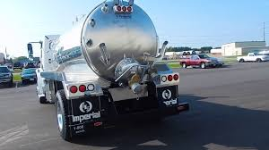 100 Septic Truck 2500 Gallon Aluminum On A Freightliner M2 YouTube