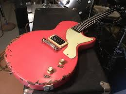 Description Shop Policies This Is The 1954 Inspired Heavy Relic Epiphone Les Paul Jr Electric Guitar