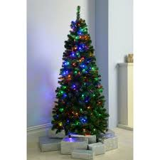 9 Ft Slim Christmas Tree Prelit by Christmas Trees Slim Pre Lit Gallery Of U Prelit Slim Tattinger