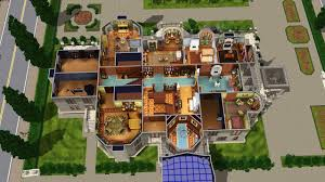 Sims 3 Floor Plans Download by The Sims 3 Craigdarroch Castle Final Part 38 Download Link