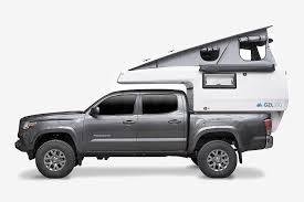 100 Pickup Truck Camper EarthCruiser GZL PopUp HiConsumption