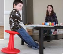preschool kore wobble chair control fidgeting hyperactivity