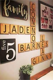 Printable Individual Scrabble Tiles by Top 25 Best Scrabble Wall Ideas On Pinterest Scrabble Art