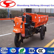 China New Mini Diesel Tricycle Dumper Truck Price In Mining Photos ...