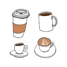Best 25 Coffee Illustration Ideas