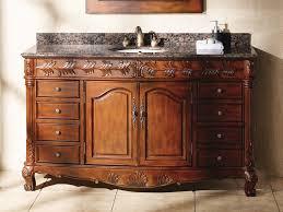 Single Sink Bathroom Vanity With Granite Top by Bathroom Splendid Traditional Bathroom Vanities For Your Bathroom