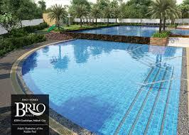 Landscaped Atriums Kiddie Pool