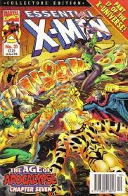 Marvel UKs Essential X Men Issue 31