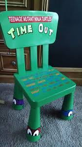 Teenage Mutant Ninja Turtle Time Out Chair By FromMyPaintedHeart On ... Teenage Mutant Ninja Turtles Childrens Patio Set From Kids Only Teenage Mutant Ninja Turtles Zippy Sack Turtle Room Decor Visual Hunt Table With 2 Chairs Toys R Us Tmnt Shop All Products Radar Find More 3piece Activity And Nickelodeon And Ny For Sale At Up To 90 Off Chair Desk With Storage 87 Season 1 Dvd Unboxing Youtube