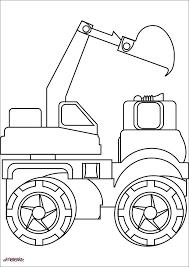 Coloriage De Tracteur Unique Coloriage Tracteur En Ligne Elegant Les