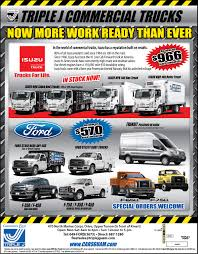 Commercial Vehicle Solutions On Guam | Triple J Guam