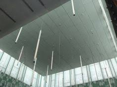 tectum the noise control solution interior ceiling panels