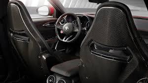 2018 Alfa Romeo Giulia Interior CarGurus