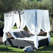 Outdoor Patio Curtains Canada by Beds Image Build Outdoor Canopy Bed Canada Diy Bath And Beyond