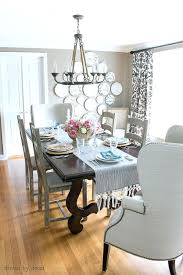 Upholstered Wingback Dining Chairs Room