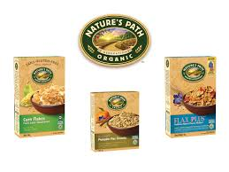 Pumpkin Flaxseed Granola Nutrition Info by Nature U0027s Path Cereal U0026 Granola