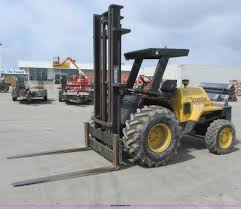 1997 Mastercraft S8PFW-7 Series D Forklift | Item A8678 | SO...