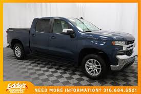 100 Preferred Truck Sales New 2019 Chevrolet Silverado 1500 LT Crew Cab Pickup In Wichita