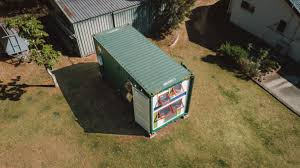 100 Shipping Container Homes For Sale Melbourne SHIPPING CONTAINER TINY HOUSE Tiny Real Estate