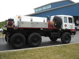 Fire Truck Tanks | Plastic Water Tanks For Trucks