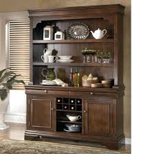 Dining Room Hutch And Buffet Cool Decorating Ideas