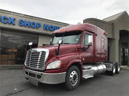 100 Truck Paper Com Freightliner 2013 FREIGHTLINER CASCADIA 125 For Sale In Auburn Washington
