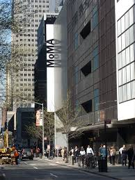 museum of modern moma on 53rd in new york city