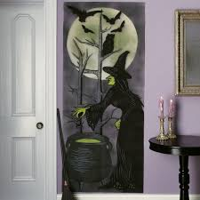 Scary Halloween Door Decorating Contest Ideas by How To Spook Up The Front Door For Halloween Simply Said