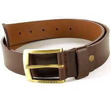 alpine swiss men u0027s casual jean belt 35mm genuine dakota leather