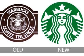 Mermaid Siren Princess How The Starbucks Logo Evolved Brand Stories Evolution Of In Decided To Change Black Outer