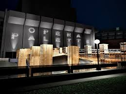 Quebec to Construct Opera House Entirely From Shipping Pallets
