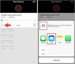 How to Recover & Transfer Voice Memos from iPhone to puter