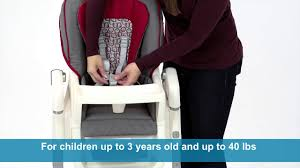 Graco Contempo High Chair Uk by Graco Tablefit Highchair 1852647 Youtube
