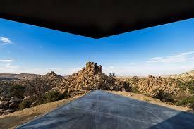100 Desert House Greg Melander BLACK DESERT HOUSE Via Gallery Of Black