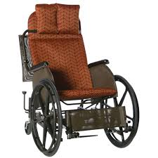 100 Rocking Chair Wheelchair Rock N Go 20W X 16D Footrests And Heel Strap 94381