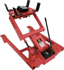 1 1/2 Ton Wide Chassis Truck Transmission Jack - Made In USA - NORCO ...