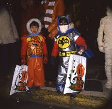 Greenwich Village Halloween Parade by What Halloween Looked Like In 1980s New York City