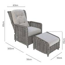 Grey Rattan Reclining Garden Lounger Set With Table - Aspen Range Amazoncom Valita Outdoor Black Rattan Lounge 2 Piece 53 Resin Wicker Recliner Spray Pating Plastic Garden Chairs Seating Allibert Kensington Club 110cm Table Grey With 4 Recling Ding Armchairs Costway 6piece Patio Fniture Set Sectional Sofa Couch Yard Wblack Cushion Gorgeous Chairs Room Bedroom Target Sundeck Sjlland Table4 Recling Outdoor Dark Grey Frsnduvholmen Red And Tags High Top Pe Chaise Chair Beach Pool Adjustable Backrest Recliners Olive Green Moltes Seater Exists In 3 Colours Amusing Wooden Side