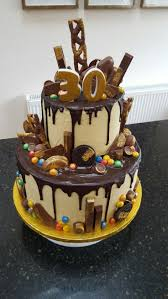 Cake Decoration Ideas For A Man by Best 20 30th Birthday Cakes Ideas On Pinterest 30 Birthday Cake