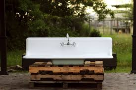 Old Kitchen Sinks With Drainboards by Used Kitchen Sinks