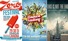 30 Creative Poster Designs And Flyer For Your Inspiration