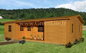 chalet en kit habitable prix chalet bois kit belgique terrasse en bois