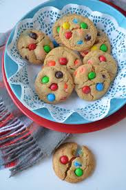 Small Batch M Cookie Cookies One Person Meals Holiday Baking