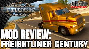 ATS | AMERICAN TRUCK SIMULATOR MOD REVIEW | Freightliner Century ... Tennessee Dr Century Trucking Truck Bus Freightliner Costa Rica 1999 Freigtliner Equipment Then Now How Trucks And The Industry Have Changed The Worlds Best Photos Of Century Class Flickr Hive Mind Gardner 4 Axle Class National Academy Sciences Reviews 21st