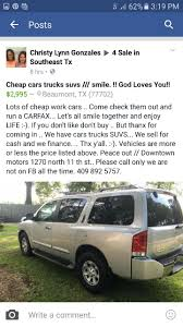 108 Best Used Cars, ATV's, Land, Etc. In The Area Images On ... Service Chevrolet Lafayette New Used Car Dealer Near Broussard Cash For Cars Opelousas La Sell Your Junk The Clunker Junker Apache Classics Sale On Autotrader We Buy In Louisiana On Spot Craigslist La Image 2018 1978 Ford F150 Monroe And Trucks Chevy Silverado Ford Gmc Sierra Lowest 800 Youtube Baton Rouge Saia Auto Waterloo Iowa Options Under For 12000 Will You Like This Elite A Lot Lake Charles By Private