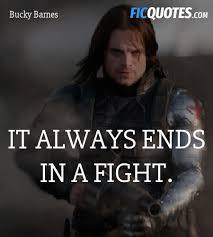 Bucky Barnes Quotes